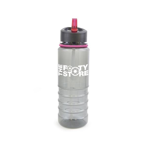 Resaca Sports Bottles in pink