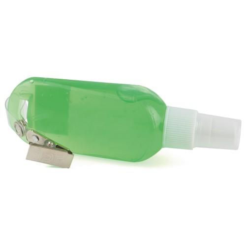 Large Sanitizer in green