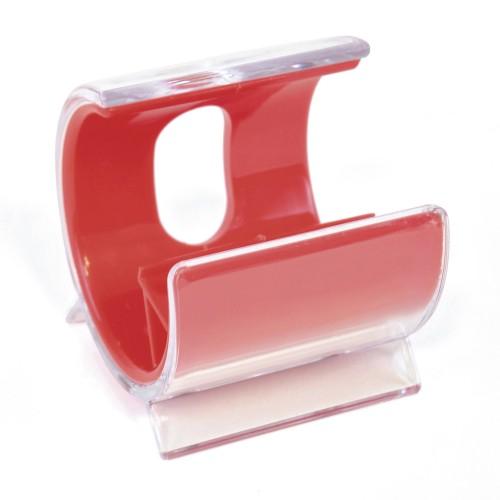 Turbo Desk Mobile Holder in red