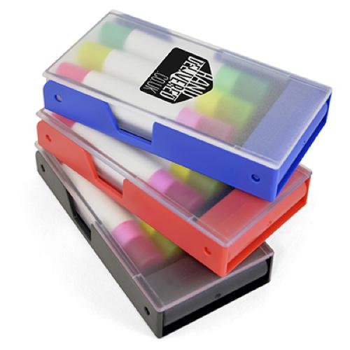Wax Crayon 3Pc Highlighter Crayon Set in