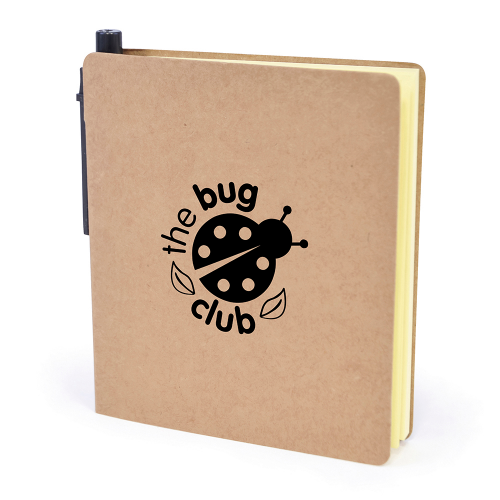 Whittingham Eco Sticky Note Book