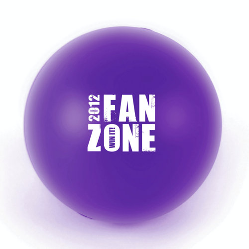 Ball 60Mm Stress Ball in purple