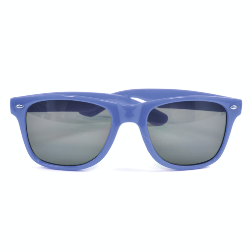 Sunglasses in blue
