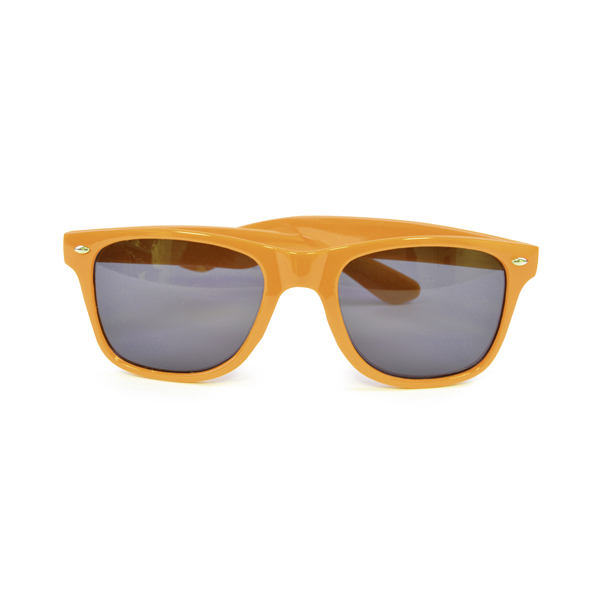 Sunglasses in orange