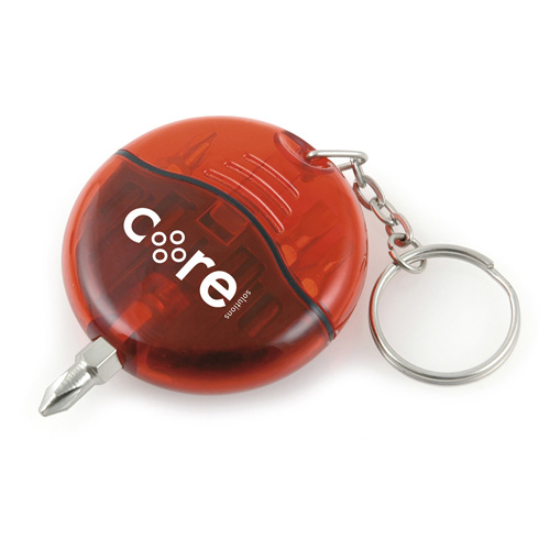 Cutler Keyring Screwdriver Set in