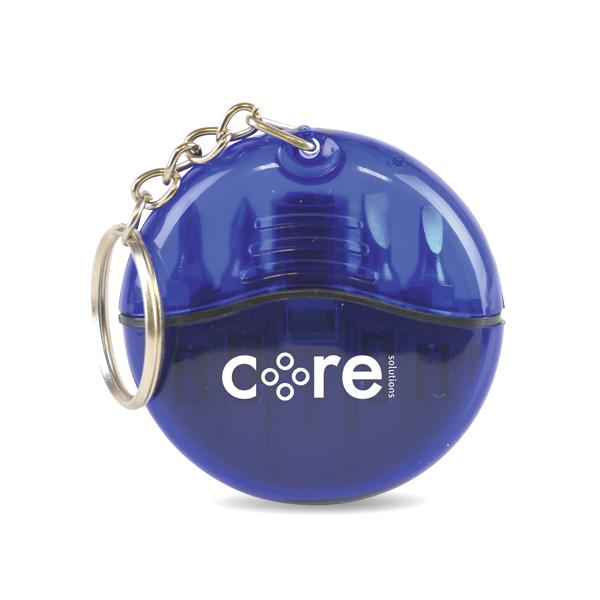 Cutler Keyring Screwdriver Set in blue