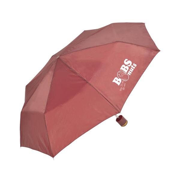 Supermini 21 Inch Mini Umbrella in burgundy