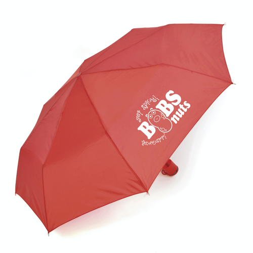 Supermini 21 Inch Mini Umbrella in red