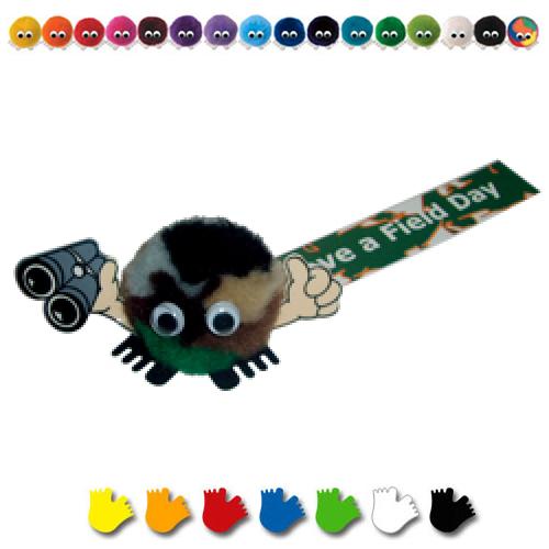 Binocular Handholder Logobug