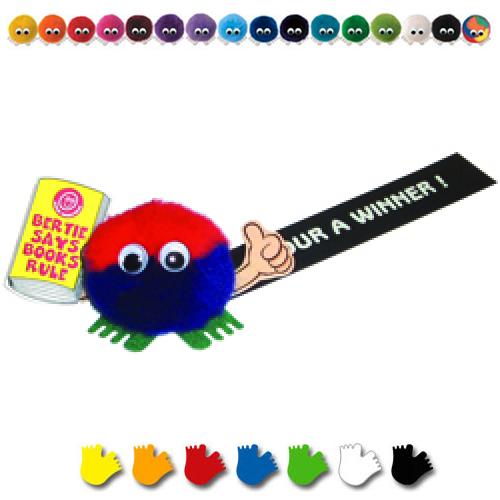 Book Handholder Logobug