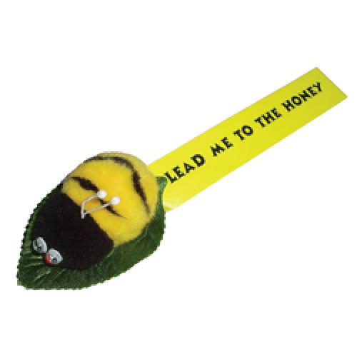 Leafy Bee Logobug
