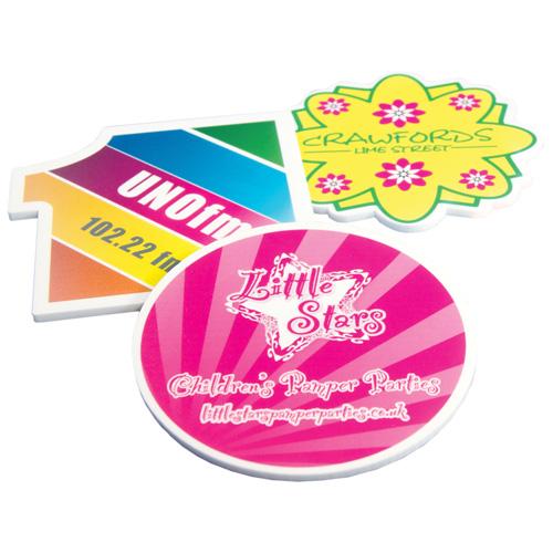 Embossed Acrylic Coasters