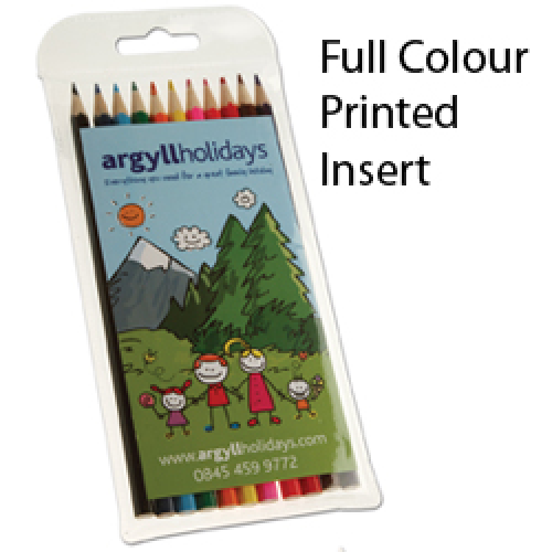 12 Pack Full Length Pencils