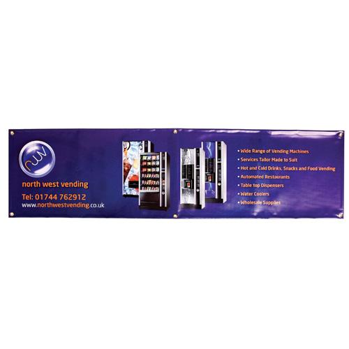 PVC Banner 2 - 2000 x 600mm