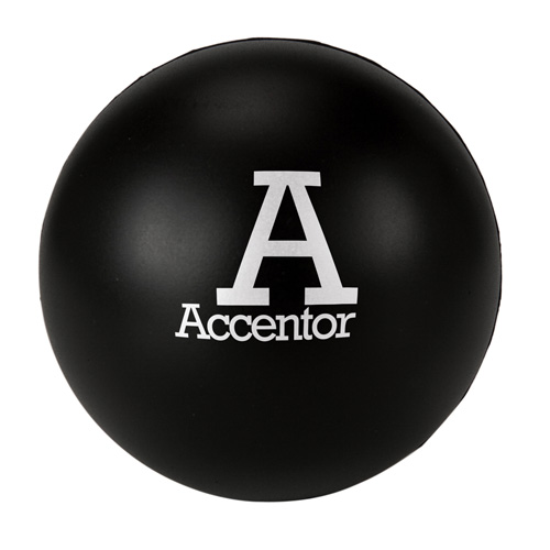 Stress Ball in black