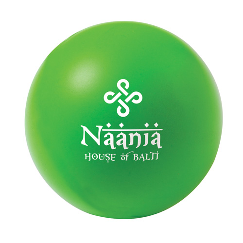 Stress Ball in green