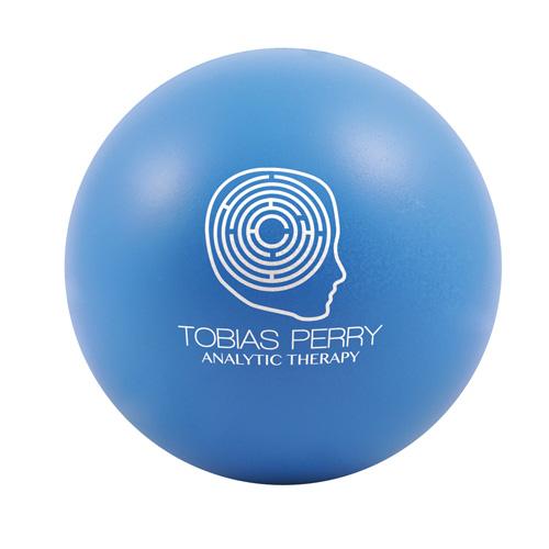 Stress Ball in light-blue