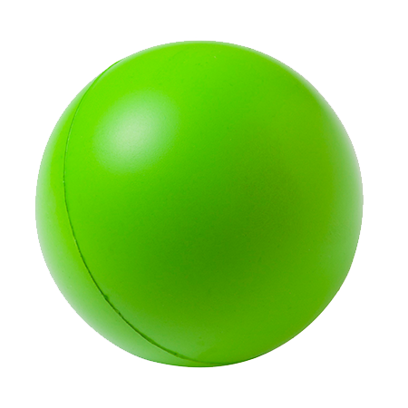 Stress Ball in lime