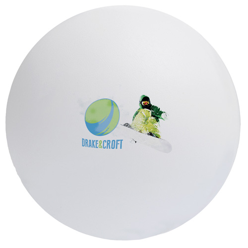 Stress Ball in white