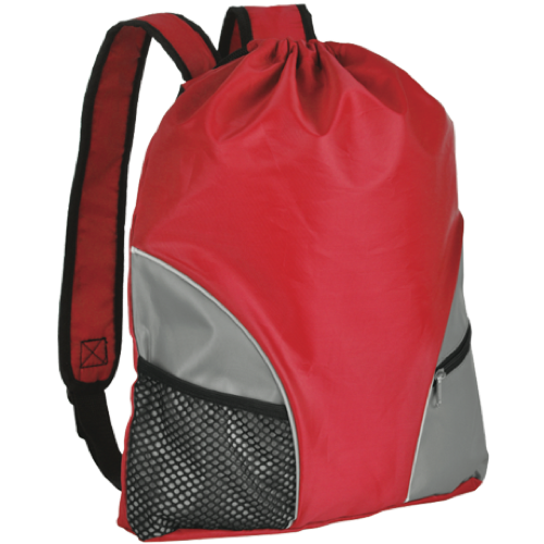 Lightweight Backpack in red