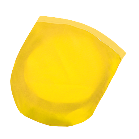 Fold-Up Frisbee in yellow