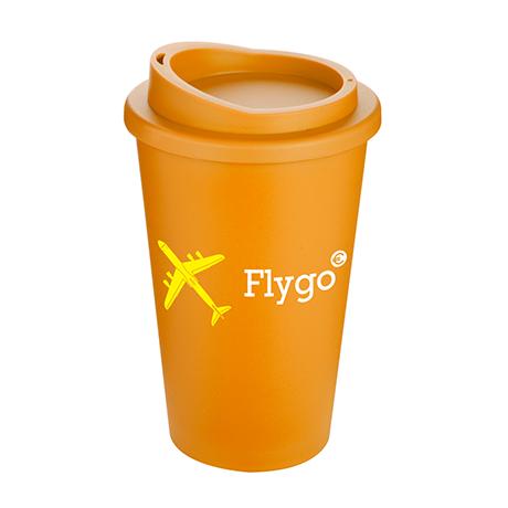 Americano Mug in orange