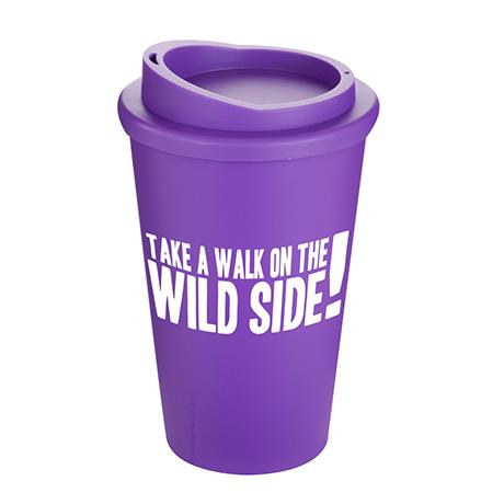 Americano Mug in purple