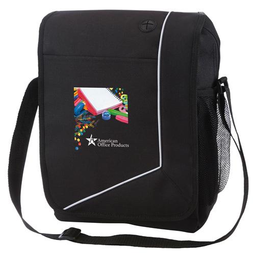 Magnum Messenger Bag in black