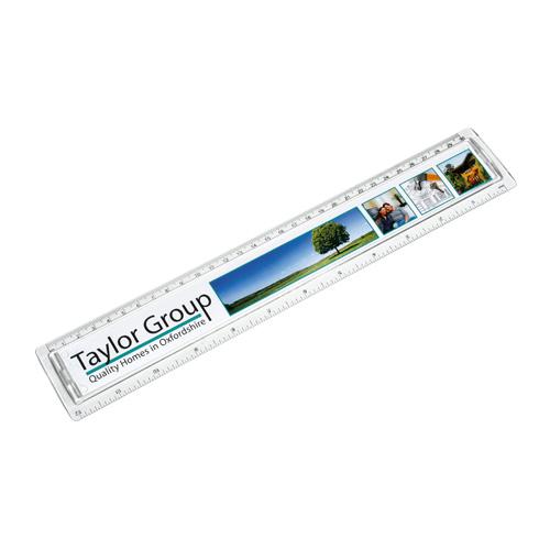 Acrylic  Rulers (30cm)