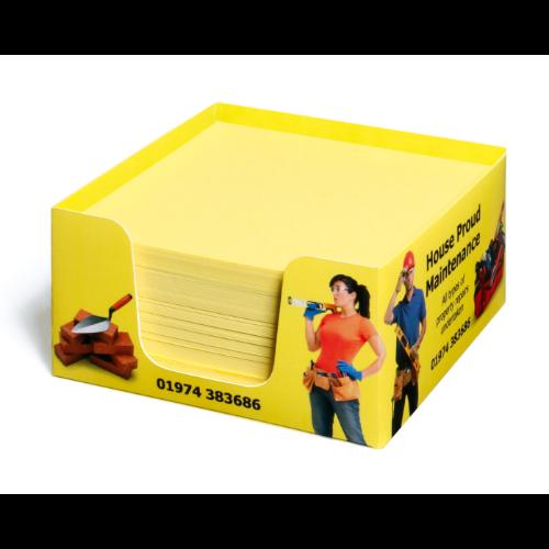 Compact Card MemoBlock