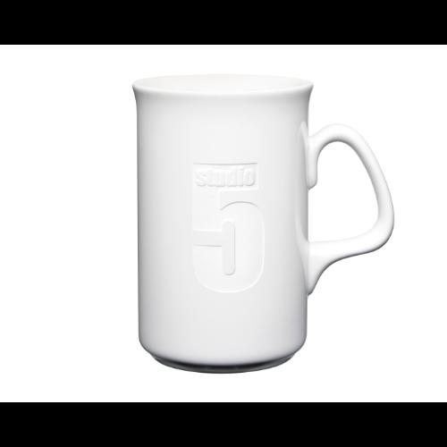 Lincoln Etched Mug