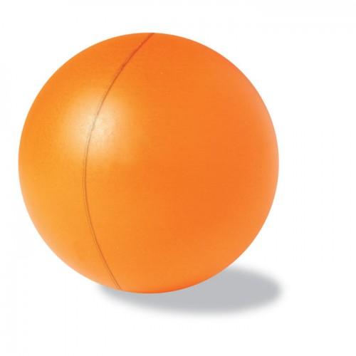 Anti-stress ball                in orange