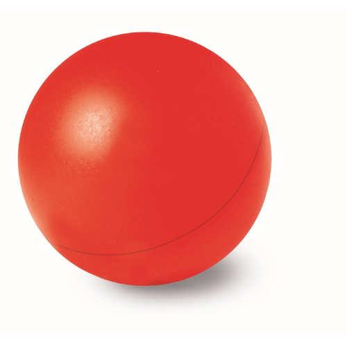 Anti-stress ball                in red