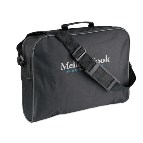 Document Bag W/ Shoulder Strap
