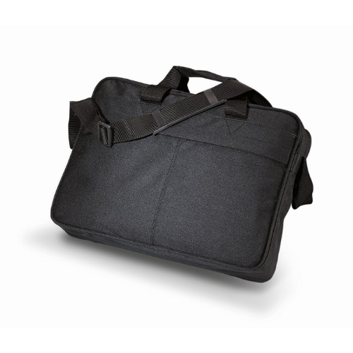 Document bag in blue