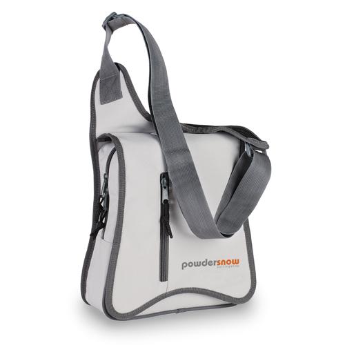 Grey Shoulder Bag in grey