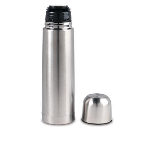 Vacuum Drinks Flask 500 Ml in silver
