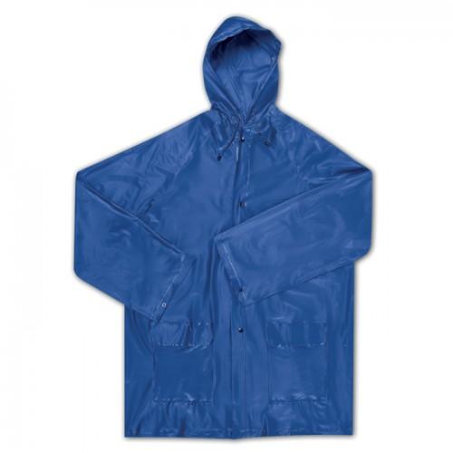 PEVA raincoat                   in