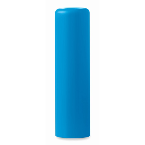 Lip balm in turquoise