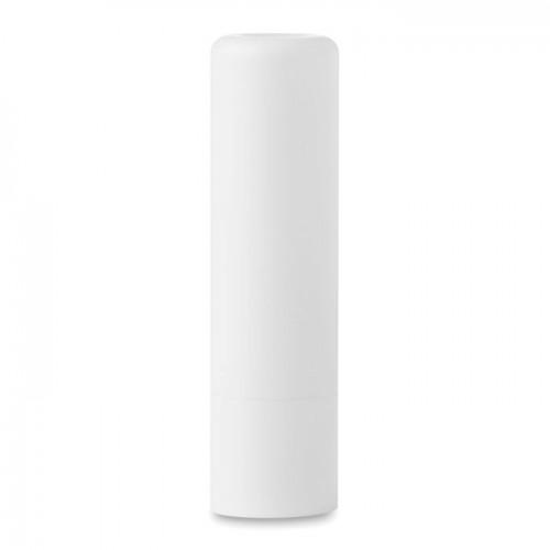 Lip balm in white