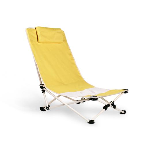 Capri beach chair               in yellow