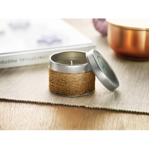 Fragrance candle                in