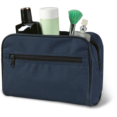 Toiletry Bag in blue