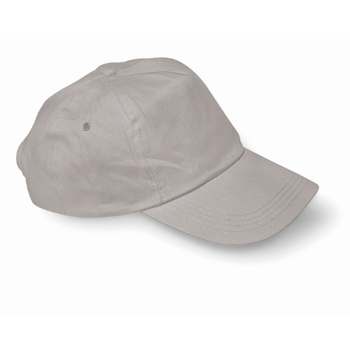 Baseball cap in grey