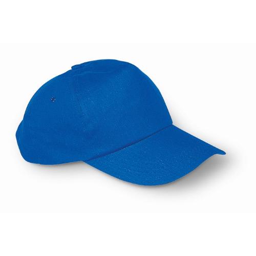 Baseball cap in royal-blue