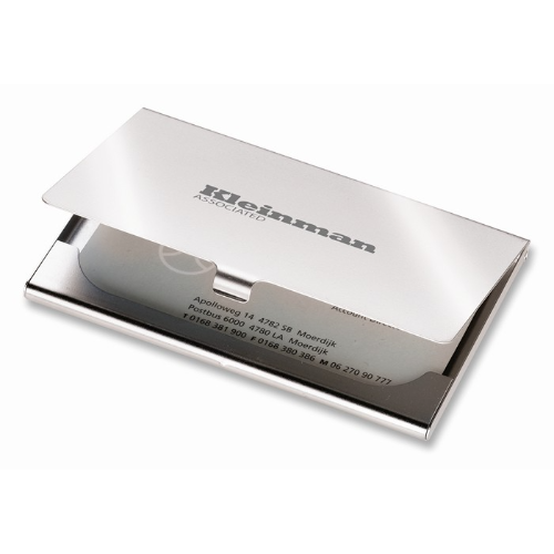Business card holder            in
