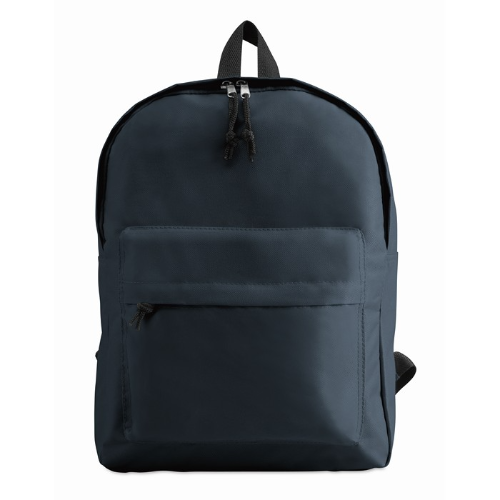 600D Polyester Backpack in blue