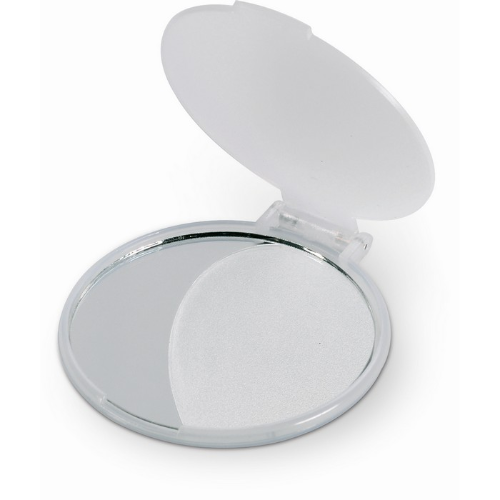 Make-up mirror in
