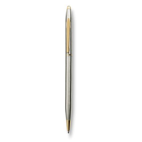 Metal Ball Pen in silver