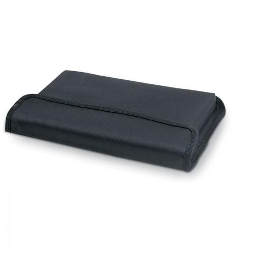 Conference folder               in black
